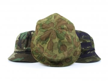 Delicious [ Ripstop Camo Bucket Hat ] 3 COLORS