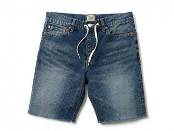 68&BROTHERS [ 5Pkt Slim Fit Shorts V.W ]