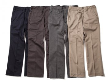 68&BROTHERS [ Basic Workers Pants ] 4 COLORS