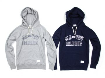 Delicious [ OLD and NEW Pullover Hoodie ] 2 COLORS【30% OFF】