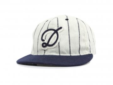 Delicious by Ebbets Field Flannels [ Script Wool Cap ]