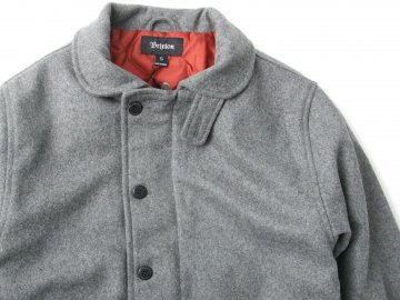 BRIXTON [ MAST Jacket ] HEATHER GRAY