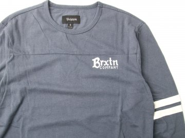 BRIXTON [ VOYAGER L/S Knit ]