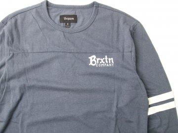 BRIXTON [ VOYAGER L/S Knit ]