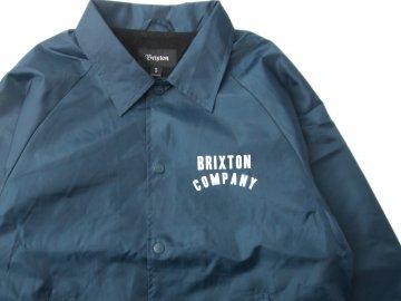 BRIXTON [ WOODBURN Windbreaker Jacket ]