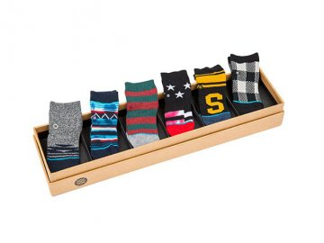 STANCE Kids [ BOYS CHICKLET BOX ] 2〜4歳