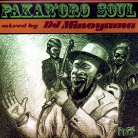DJ MINOYAMA [ PAKAR'ORO SOUL ] MIX CD