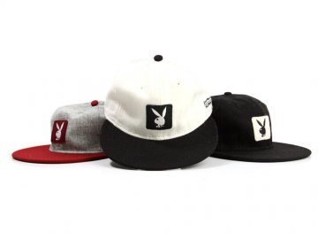 Good Worth & Co. x PLAYBOY x EBBETS FIELD [ Bunny Cap ] 3 COLORS