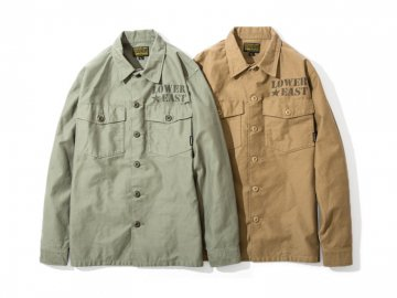 68&BROTHERS [ ARMY C.P.O Shirts