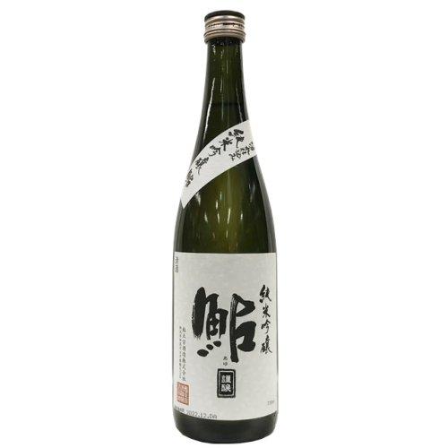 鮎正宗 純米吟醸 「鮎」 銀ラベル 720ml