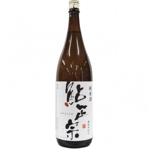 鮎正宗 純米酒 1.8L