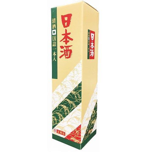 清酒1.8L 1本入れ化粧箱