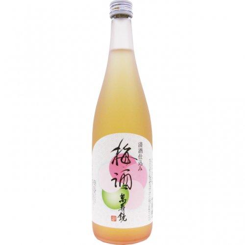 萬寿鏡の梅酒 720ml