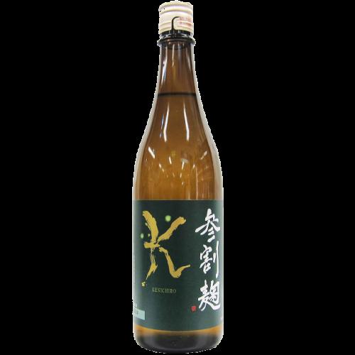 千代の光 純米吟醸 KENICHIRO 参割麹仕込み 720ml