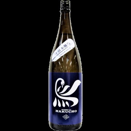越の白鳥 NDラベル 特別本醸造 たかね錦 1.8L