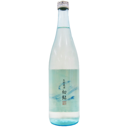 鮎正宗 特別本醸造 生貯蔵酒 「初鮎」 720ml