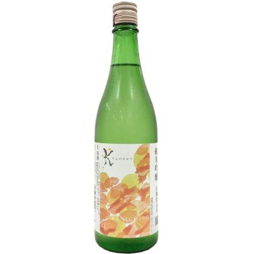 千代の光 純米吟醸 KENICHIRO 参割麹仕込み 白麹Ver 720ml