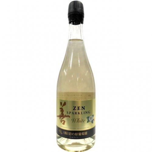 岩の原ワイン 善 スパークリングワイン 白 750ml