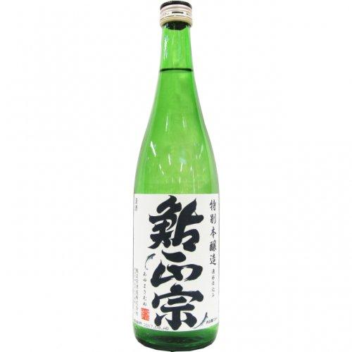鮎正宗 特別本醸造 720ml