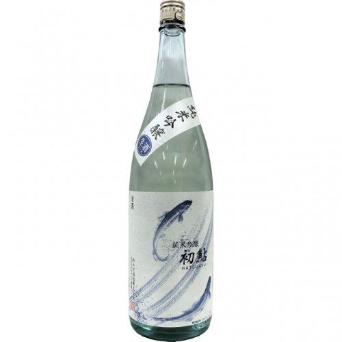 鮎正宗 初鮎 純米吟醸生酒 1.8L