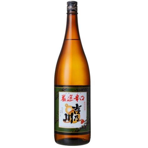 吉乃川 厳選辛口 1.8L