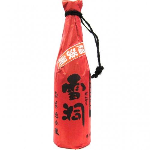 吟田川 雪洞(ぼんぼり) 越淡麗無濾過吟醸 雪中貯蔵酒 720ml