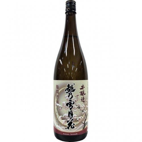 越乃雪月花 本醸造 1.8L