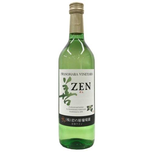 岩の原ワイン 善 白 720ml