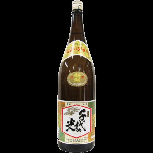 千代の光 普通酒 1.8L
