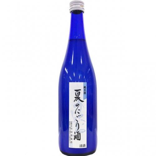 かたふね 純米 夏のにごり酒 720ml