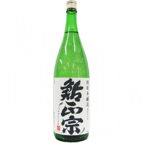 鮎正宗 特別本醸造 1.8L