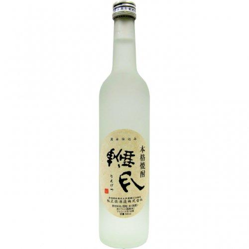 鮎正宗 本格焼酎 輪月(りんげつ) 500ml