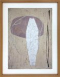 【抽象画】北欧 スカンジナビアアート  無題(2003)