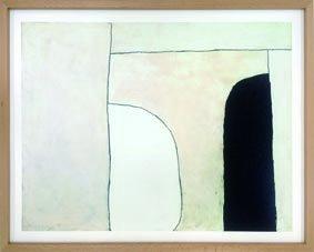【抽象画】北欧 スカンジナビアアート  入り口(1963)
