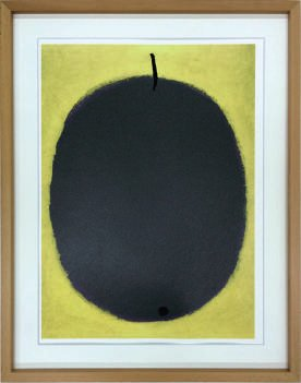 【名画】北欧 スカンジナビアアート  パウル・クレー フルーツ ネーグル(1934)