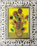 《名画》 ゴッホ ひまわり (Famous Artist Mini Gogh Sunflowers)(ゆうパケット)