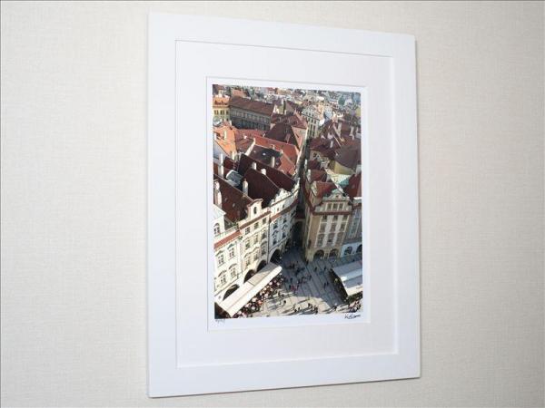 世界遺産 プラハ旧市街地区 中世の街並