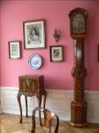 《アートフォト》チェスキー・シュテルンベルク城のピンクの部屋(レンタル対象)
