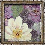 【絵画】コレン サラ「プラム アンド ラベンダー ガーデン2」 ゆうパケット