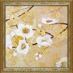 【絵画】マティーナ セオドシウ「黄金色の輝き2」