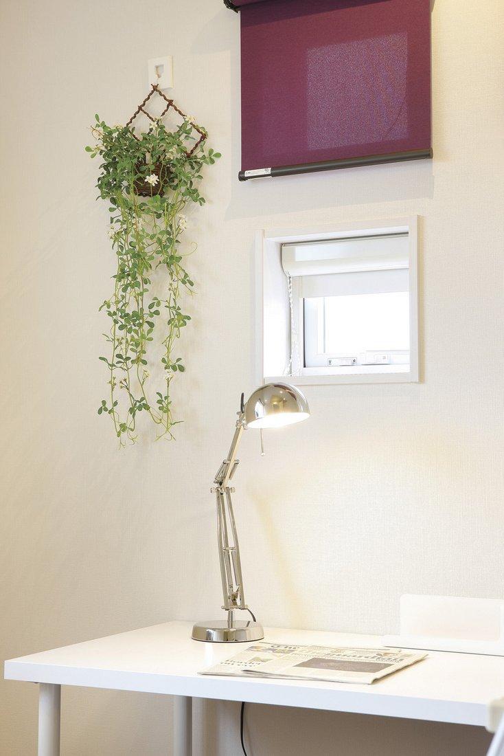 【アートグリーン】壁掛斑入りアイビ—〔壁掛けタイプ〕