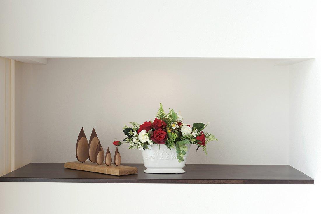 【アートフラワー 造花】メモリ—ロ—ズ〔テーブルタイプ〕