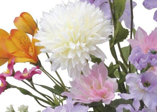 【仏花】仏花2個セット(器付)
