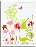 《アートフレーム》Fleurs et oiseaux