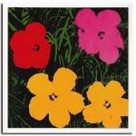 《アートフレーム》Flowers,1964(1red,1pink,2yellow)