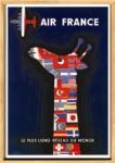 《レイモン・サヴィニャック》Air France(エールフランス)