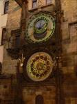 《アートフォト》《世界遺産》プラハ旧市街広場 旧市庁舎の天文時計(レンタル対象)