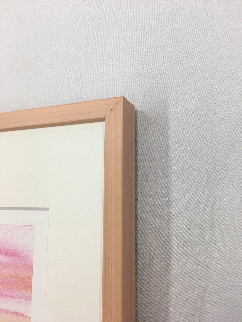 【絵画】はりたつお 秋空のサバブルク城(L)