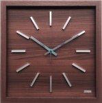 【時計】デザイン クロック スクエア 正方形