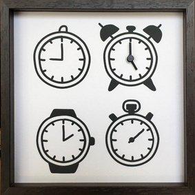 【時計】フェイク クロック